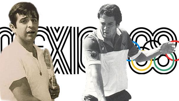 MEXICANOS EN JUEGOS OLÍMPICOS: OSUNA LA INSPIRACIÓN