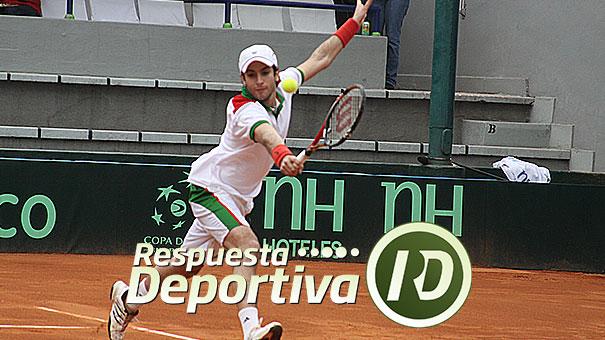 RANKING ATP: MANUEL SÁNCHEZ NO COMPITE Y BAJO AL CASILLERO