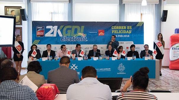 Invitan al Medio Maratón Guadalajara 2018.
