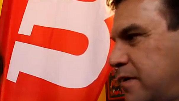 PRESIDENTE DE CLUB CON EL TOQUE GOURMET… SALMÓN VICTORIA SU PLATO FAVORITO