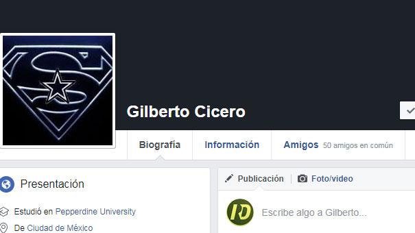 GILBERTO CICERO Y 29 TENISTAS MÁS LE DIERON CLIC A ME GUSTA RESPUESTA DEPORTIVA
