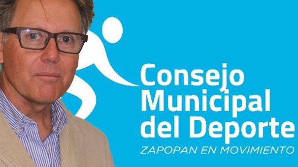 GUSTAVO SANTOSCOY PLANEA EL MEDIO MARATON DE ZAPOPAN
