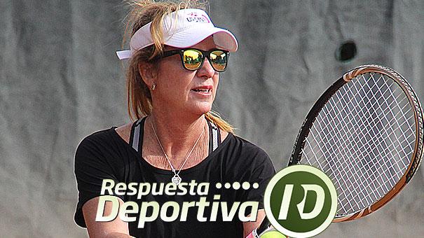 MARÍA DE LOS ÁNGELES HERNÁNDEZ FUE RIVAL DE ANGÉLICA GAVALDÓN EN LA SEMIFINAL DEL NACIONAL '93