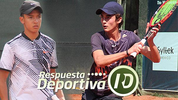 LOS MEXICANOS DOMINARON EL DOBLES