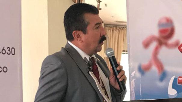 Manuel Morales hace remembranza del CAI.