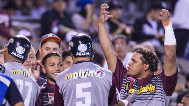 Venezuela supera a México quien hila su tercera derrota
