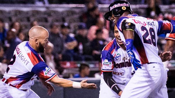 Dominicana se impone a Cuba y llega a la final de la Serie del Caribe Jalisco 2018