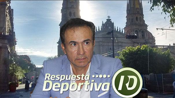 TOÑO FLORES AL FRENTE DEL LANZAMIENTO DEL CHALLENGER CDMX