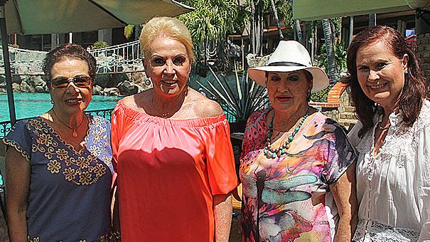 LA FAMILIA DEL TENIS: LA GÜERA HERNÁNDEZ MADRE EMBLEMÁTICA