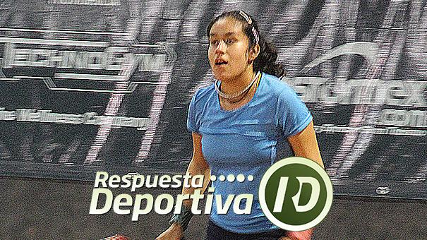 JALISCO JUNIOR CUP RESULTADOS: KATYA RAMÍREZ, YA ESTÁ EN LA SEGUNDA RONDA