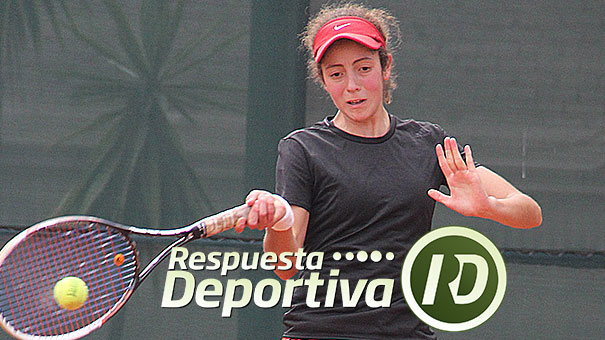 LOLINA SCHIETEKAT CALIFICÓ EN EL JALISCO JUNIOR CUP CON MUCHA GARRA Y CLASE