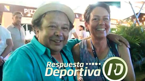OLGA DE LA FUENTE SE PUSO RUDA CON ALEJANDRO ÁLVAREZ PERO LO HABILITÓ PARA EL WTA DE MONTERREY