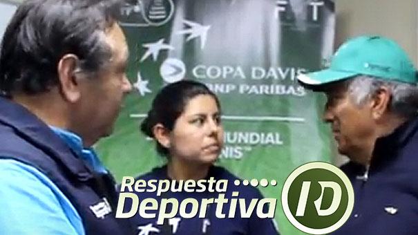 FREDI SIDHU Y NAZARI URBINA HABLARON DE LOS CAMBIOS EN EL TENIS PROFESIONAL
