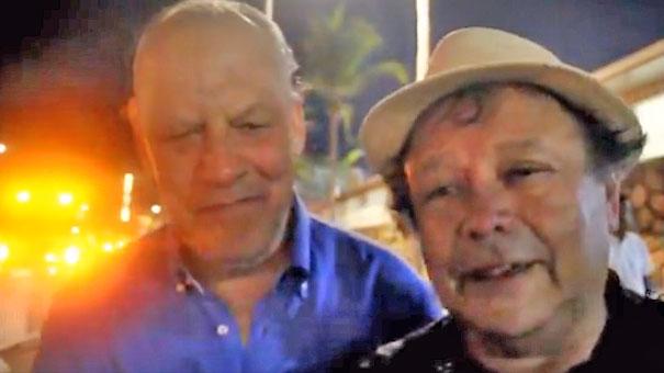 JORGE NICOLIN MUY MOVIDO Y CON PLANES AMBICIOSOS