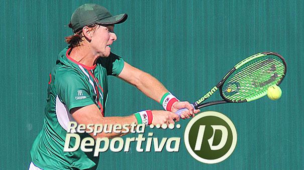 LUIS PATIÑO AGARRÓ BARCO Y LE DIO EL 2-0 A MÉXICO
