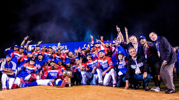Puerto Rico es el campeón de la Serie del Caribe Jalisco 2018