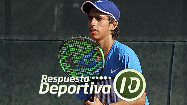 RAFAEL DE ALBA ÚNICO SINGLISTA MEXICANO EN EL ITF DE MONTERREY