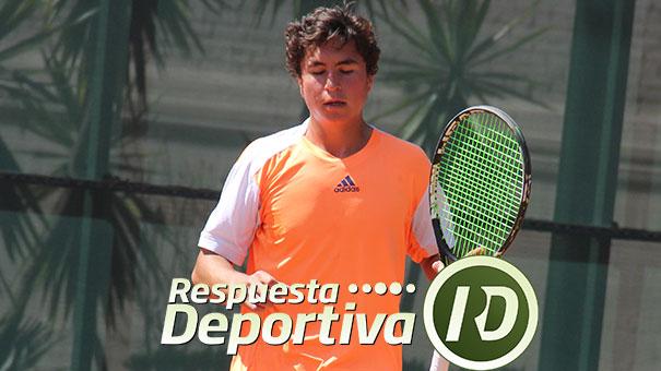 JALISCO JUNIOR CUP RESULTADOS: SANTIAGO RUIZ
