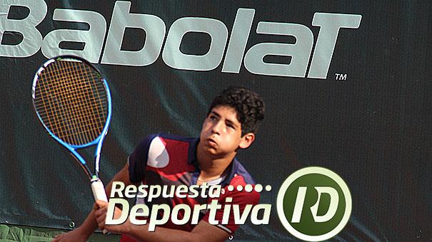 SERGIO MOLINA  JUNIOR CAYÓ EN JALISCO JUNIOR CUP POR UN PAR DE BREAKS