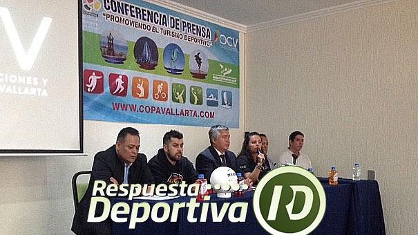 El Puerto de Vallarta se vestirá de fiesta deportiva durante el año.