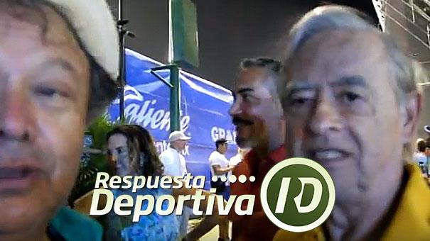 5O AÑOS DESPUÉS DE GANAR JUEGOS OLÍMPICOS VICENTE ANALIZA JUEGO DE RENATA ZARAZÚA