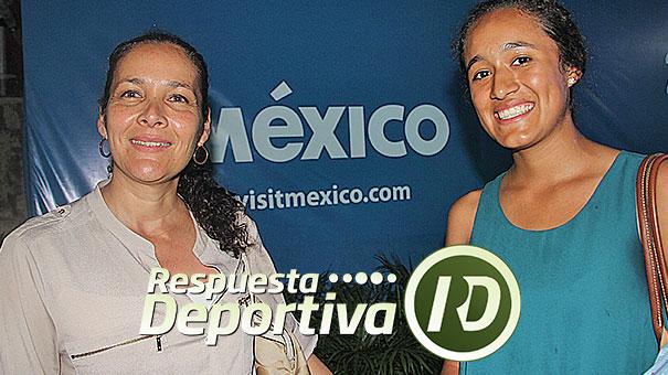 YO TE VI EN RESPUESTA DEPORTIVA: LUCANNA PIEDRA UNA CHICA TALENTOSA