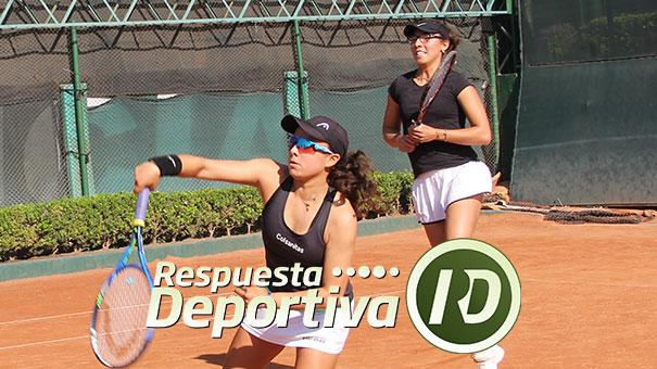 ROMARY CÁRDENAS Y JESSICA PLAZAS IMPLACABLES EN LA FINAL DEL JALISCO JUNIOR CUP