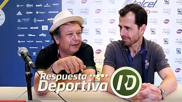 CAMPEÓN DE ABIERTO MEXICANO EN DIALOGO INTERESANTE CON ALEJANDRO ÁLVAREZ ZENITH