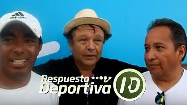 FERNANDO ROSALES DEMOSTRÓ SU AMOR POR EL TENIS AL INVERTIR FUERTE EN BOLETOS PARA EL AMT