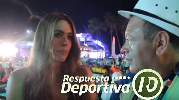 GALILEA MONTIJO FUE INTERCEPTADA EN EL ABIERTO MEXICANO