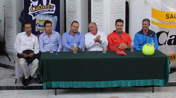 NACIONAL SAN LUIS POTOSÍ: EL VIERNES 16 SE PRESENTARÁ EL TORNEO EN EL CLUB LIBANÉS