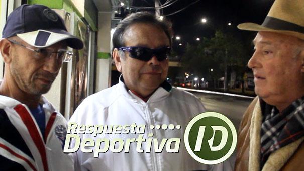 LOS BUENOS DESEOS DE CARLOS MEDRANO Y ARMANDO TRIGO ANTES DEL 2018