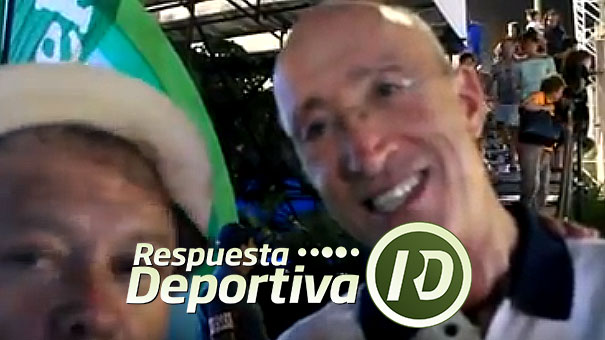 DAVID MISRAHI FELIZ POR EL DESEMPEÑO DE RENATA ZARAZÚA, PERO YA NO JUEGA TENIS