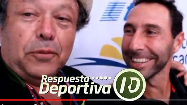 FINALMENTE SANTIAGO GONZÁLEZ RECONOCE QUE CONOCE RESPUESTA DEPORTIVA Y LO CELEBRAMOS