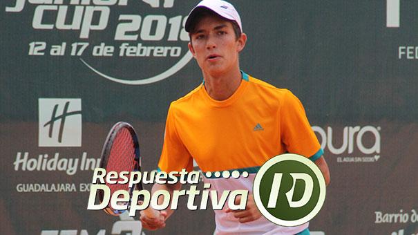 TERCIA DE MEXICANOS EN EL ITF DE PANAMÁ