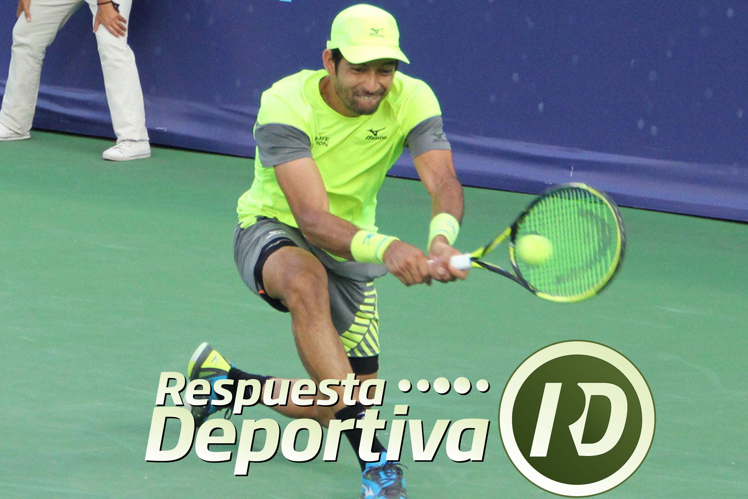 Se definen los semifinalistas del Jalisco Open.
