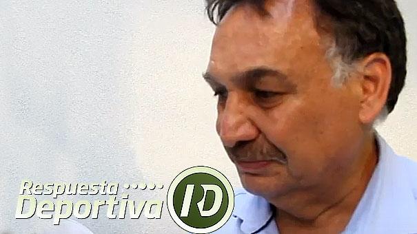ARMANDO BARALDI, YA ESTA LABORANDO POR EL ABIERTO DE QUERÉTARO