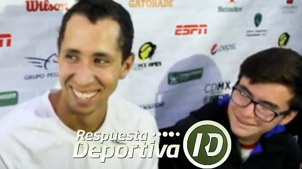 INUSUAL ENTREVISTA DEL COLOMBIANO DANIEL GALÁN CON PÚBLICO Y ALEJANDRO ÁLVAREZ