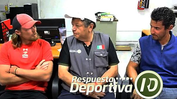 LAS CLINICAS DE LA CONADE CON EXCELENTE ACEPTACIÓN EN EL MUNDO DEL TENIS