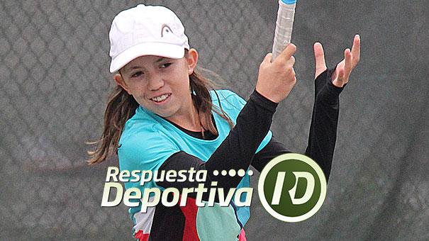 MARIA FERNANDA MARTÍNEZ CAMPEONA EN LOS CABOS