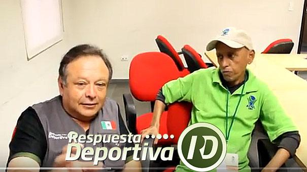 II NACIONAL FMT MONTERREY: REFEREE ASEGURA QUE TODO OK Y SIN AFECTAR A JUGADORES