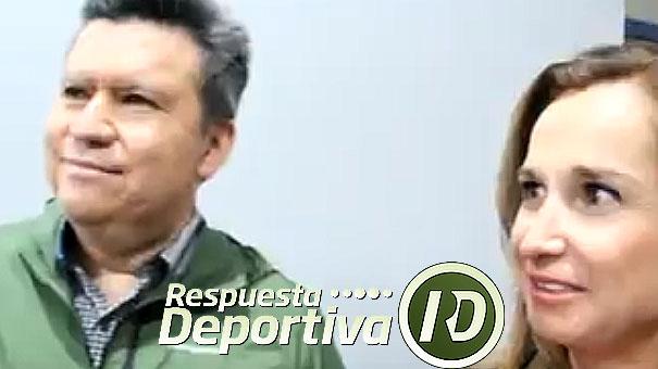 ENCUENTRO DE RUBÉN RODRÍGUEZ Y CELINA CANTÚ EN EL CDCH