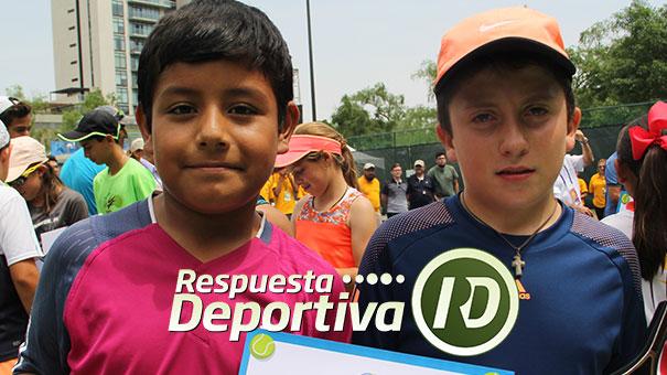 GALERIA TENISTAS INFANTILES Y JUVENILES MEXICANOS Y PROS