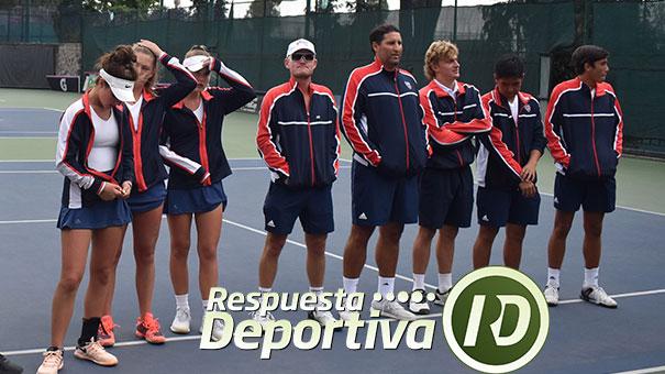 Estados Unidos primer lugar en Copa Davis y Federación Juior