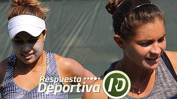 WTA DE MONTERREY: RENATA ZARAZÚA Y MARCELA ZACARÍAS NO SE ACOPLARON ANTE UN PAR DE POTENTES RUSAS