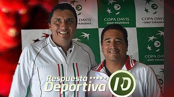 COPA DAVIS: LEO LAVALLE Y AMÉRICO VENERO HABLARON CON LOS MEDIOS