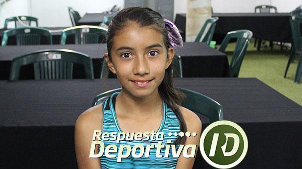 II NACIONAL FMT-MONTERREY 12 AÑOS: LYA FERNÁNDEZ,