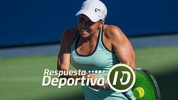 WTA DE MONTERREY: GIULIANA OLMOS JUGARÁ LA SEGUNDA RONDA DE DOBLES