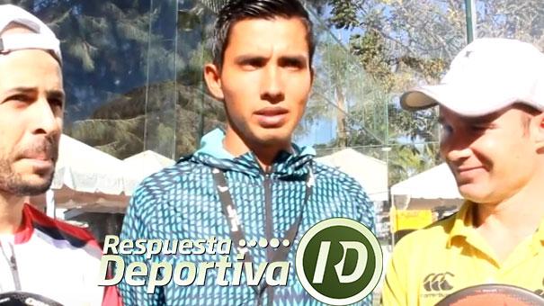 PRO DE SANTA ÁNITA SATISFECHO CON LA RESPUESTA DE LOS PADELISTAS DE JALISCO