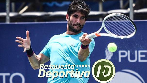 TIGRE HANK FUE SUPERADO EN OCTAVOS DE FINAL DEL CHALLENGER DE PV